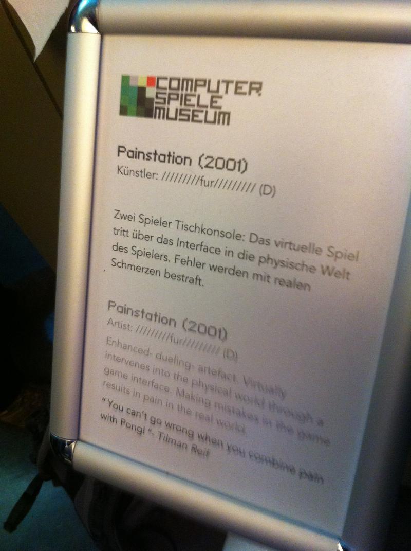 Painstation Infotext