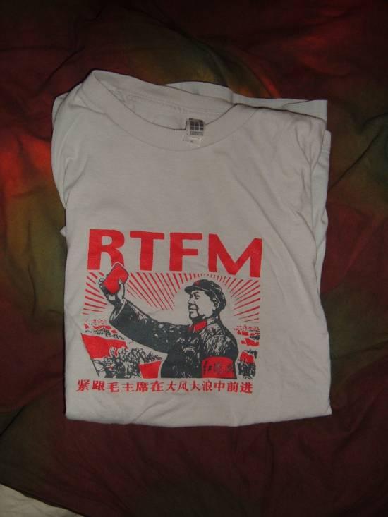 Mao RTFM Tshirt