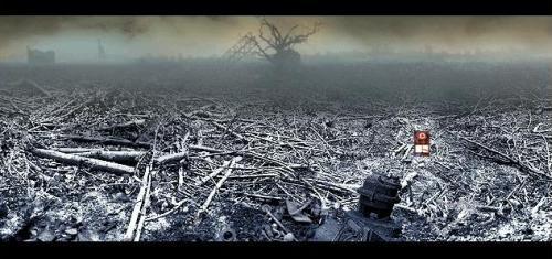 Realworld EVE - Ruin, Welt fünf der eigentlich vier Welten des Spiels