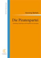Die Piratenpartei. Buchcover