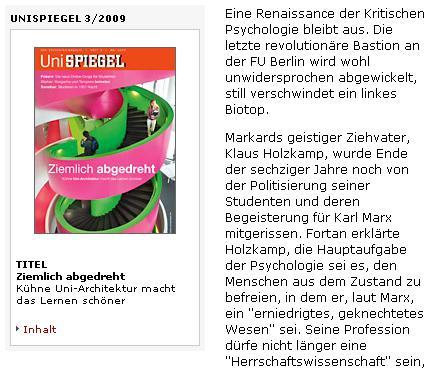 Spiegel Online erklärt, wie man prima lernt