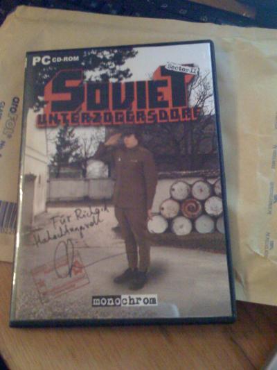 Sowjet-Unterzögersdorf Sector 2, CD-Edition