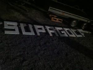 Supagolf Wuppertal: Logo