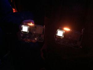 Rad1o mit DJ-gesteuertem LoungeLight