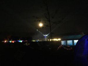 Mond über Chaos West