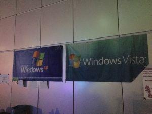 Die Zukunft spricht Windows Vista!