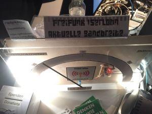 34c3, Freifunk, Bandbreitenmeter
