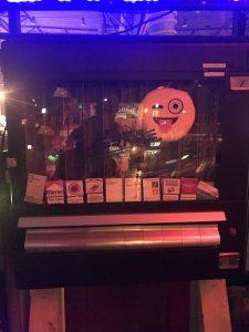 Automat, noch einer.