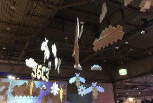 Flying Objects. Bzw., flying Eierkartons.