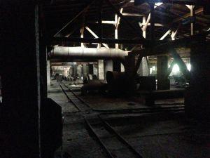 Ziegelei, Fabrikhallen 2