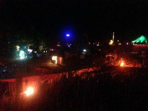 CCCamp15, Nacht