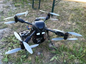OHM2013, The Drone has Landed