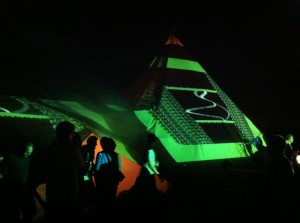 OHM2013, Noisy Square Tipi