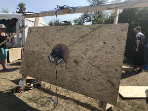 Sägeplotter für Möbelbau. Statt Lasercutter, wenns dick wird.