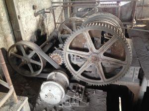 Maschinen, kraftvoll