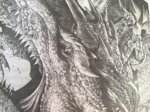 Feuer und Blut Bd. 1, Illustration