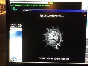 Rastasoft. Live-CD fürs VJ-/Soundsystem.