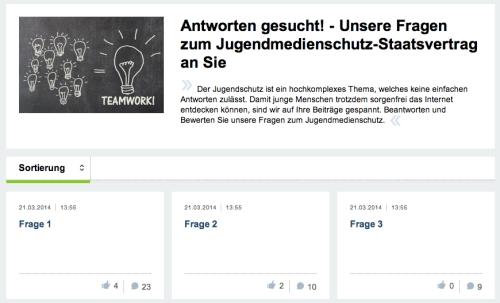 Teamwork mit dem Jugendschutz Sachsen