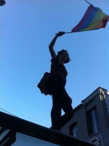 LGBT Pride Istanbul: Man kann sich exponieren