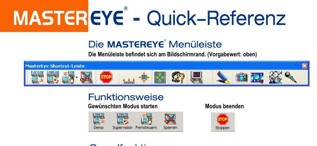 Software für den Seminarraum, state of the art