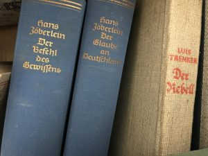 Was Nazis so lesen eben.