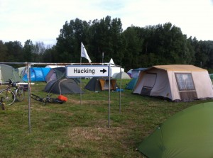 ohm2013 - This Sign says Hacking