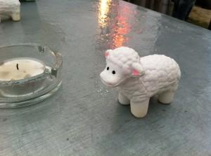 Ohm2013, ein Schaf (Bild unrelatiert)