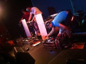 Tour de Vinyl, Rotunde, Bochum