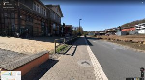 Virtueller Nordbahntrassenwalk