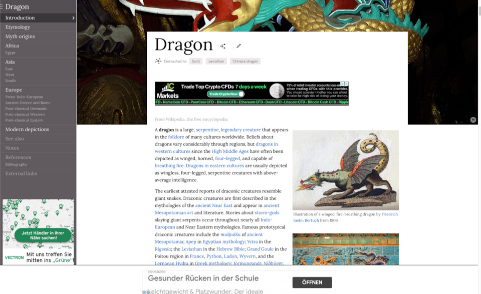 Wikiwand: Dragon, 2021